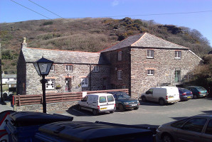 The Old Mill, Boscastle